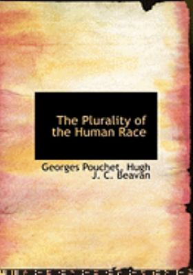 Plurality of the Human Race  2008 edition cover