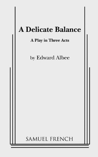 Delicate Balance  N/A edition cover