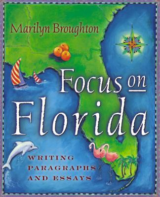 Focus on Florida Writing Paragraphs and Essays  2003 9780618122929 Front Cover