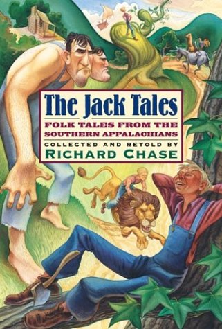 Jack Tales Folk Tales from the Southern Appalachians  2003 edition cover