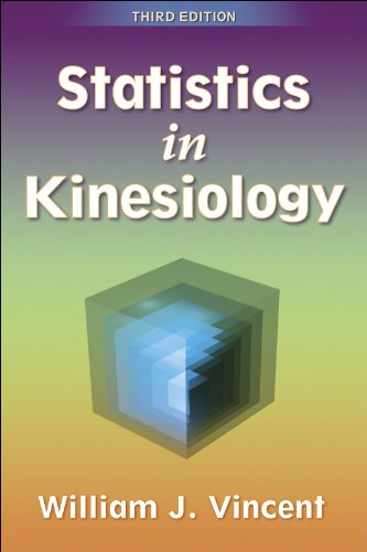 Statistics in Kinesiology  3rd 2005 (Revised) edition cover