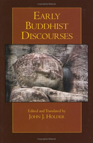 Early Buddhist Discourses   2006 edition cover