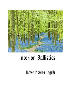 Interior Ballistics:   2009 edition cover