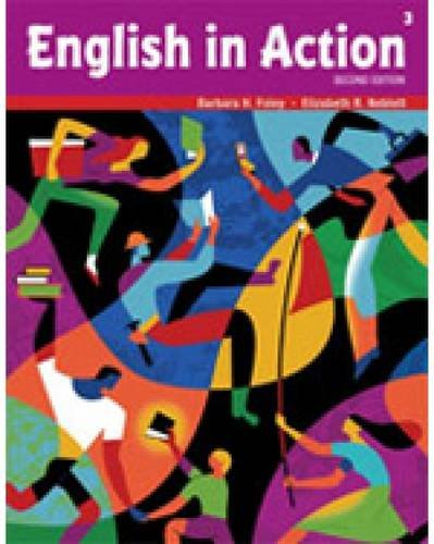 English in Action  2nd 2011 9781424049929 Front Cover