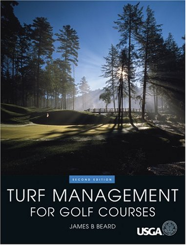 Turf Management for Golf Courses  2nd 2002 (Revised) edition cover
