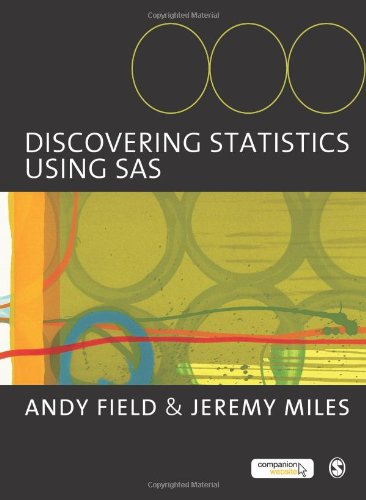 Discovering Statistics Using SAS   2010 edition cover