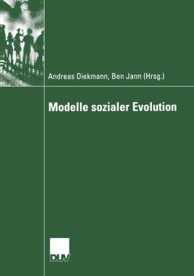 Modelle Sozialer Evolution:   2004 9783824445929 Front Cover