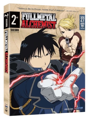 Fullmetal Alchemist: Season 2 (Viridian Collection) System.Collections.Generic.List`1[System.String] artwork