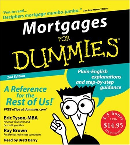 Mortgages  2nd (Abridged) 9780061175930 Front Cover