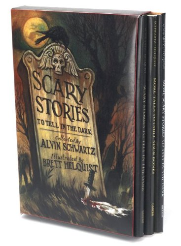 Scary Stories Box Set   2011 edition cover