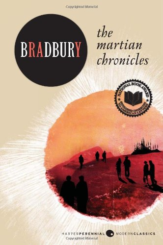 Martian Chronicles  N/A 9780062079930 Front Cover
