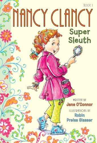 Nancy Clancy, Super Sleuth   2013 edition cover