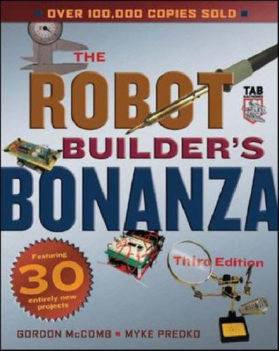Robot Builder's Bonanza  3rd 2006 (Revised) edition cover