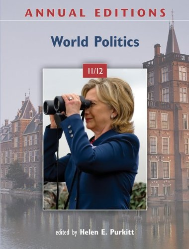 World Politics 11/12  32nd 2012 9780078050930 Front Cover