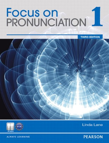Focus on Pronunciation  3rd 2013 edition cover