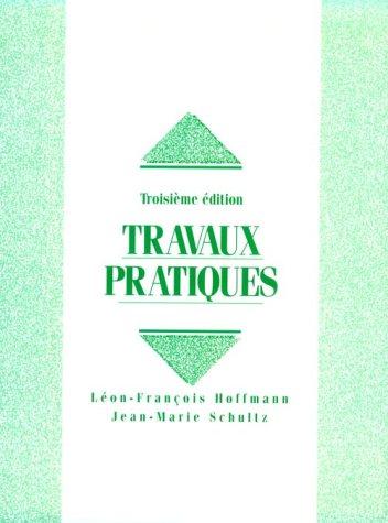 Travaux Pratiques  3rd 1995 edition cover