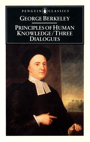 Principles of Human Knowledge and Three Dialogue   1988 edition cover