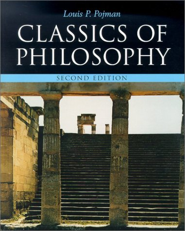 Classics of Philosophy  2nd 2002 (Revised) 9780195148930 Front Cover