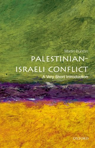 Palestinian-Israeli Conflict   2013 edition cover