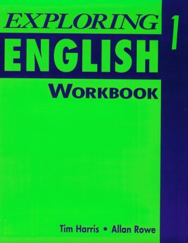 Exploring English   1995 (Workbook) edition cover