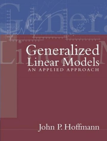 Generalized Linear Models   2004 edition cover