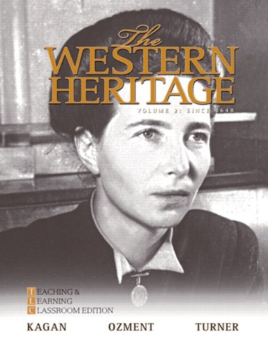 Western Heritage since 1648  6th 2010 edition cover