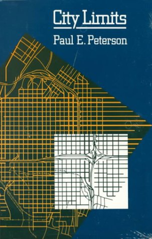 City Limits  Reprint  edition cover