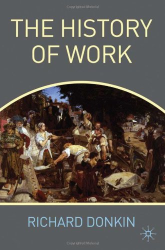 History of Work   2010 edition cover