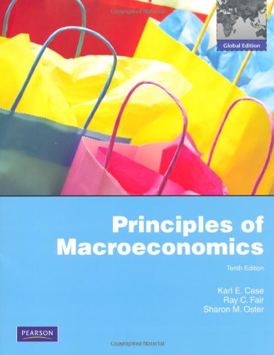 Principles of Macroeconomics  10th 2012 9780273754930 Front Cover