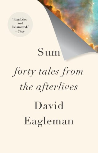 Sum Forty Tales from the Afterlives  2010 edition cover
