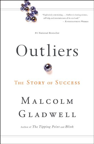 Outliers The Story of Success N/A edition cover