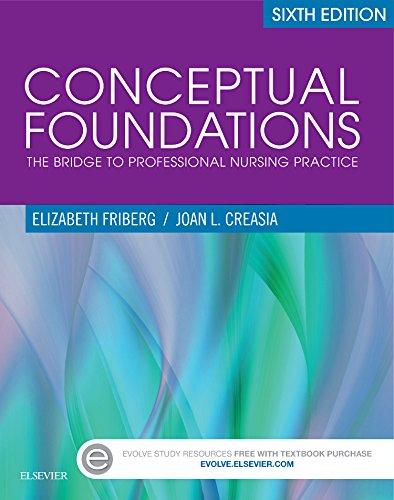 Conceptual Foundations: The Bridge to Professional Nursing Practice  2015 edition cover