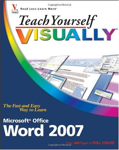 Microsoft Office Word 2007   2007 edition cover
