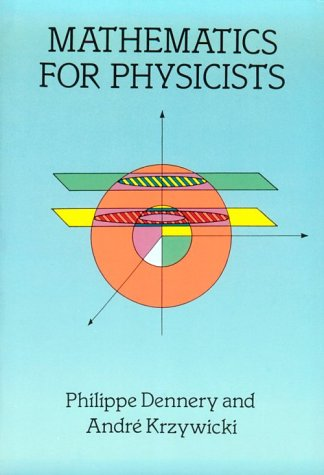 Mathematics for Physicists   1996 (Unabridged) edition cover