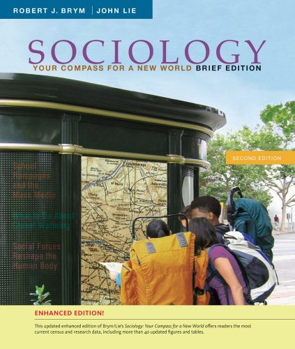 Sociology Your Compass for a New World 2nd 2010 (Revised) 9780495598930 Front Cover