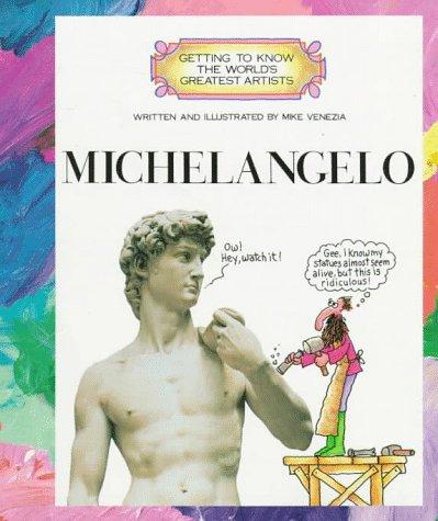 Michelangelo   1991 edition cover