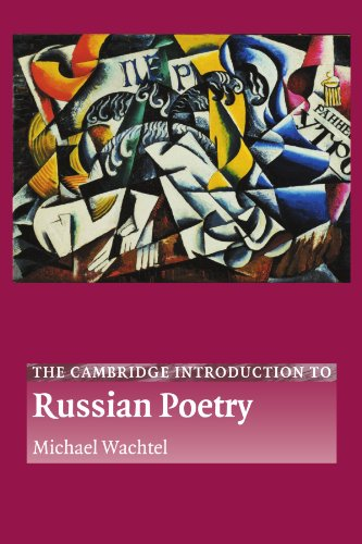 Cambridge Introduction to Russian Poetry   2004 edition cover