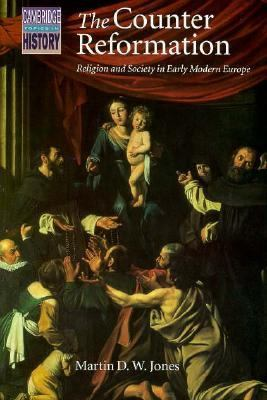 Counter Reformation Religion and Society in Early Modern Europe  1995 9780521439930 Front Cover