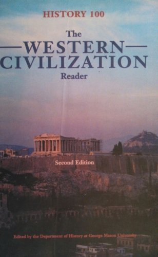 WESTERN CIVILIZATION READER >C 2nd 2003 edition cover