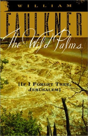 Wild Palms If I Forget Thee, Jerusalem  1995 edition cover