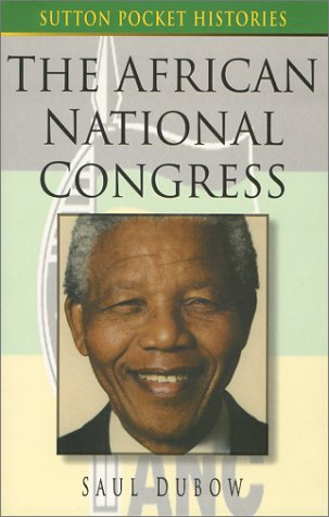 African National Congress   2000 9780750921930 Front Cover