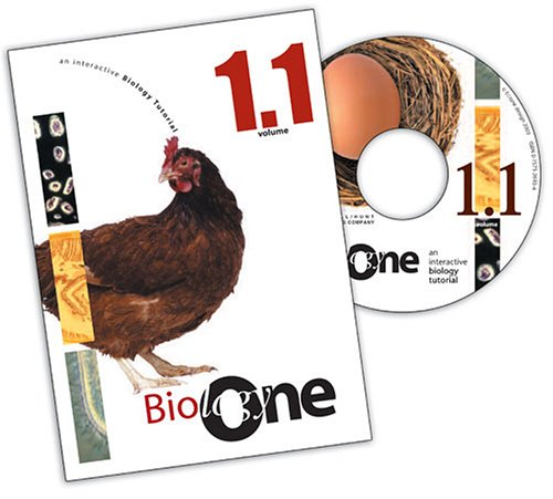 Biology One: An Interactive Biology Tutorial Vol 1.1  2006 (Revised) 9780757526930 Front Cover