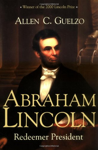 Abraham Lincoln Redeemer President  2003 edition cover