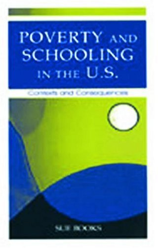 Poverty and Schooling in the U. S. Contexts and Consequences  2004 edition cover
