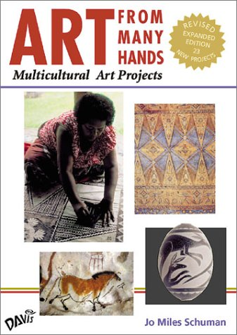 Art from Many Hands Multicultural Art Projects  2003 (Revised) edition cover