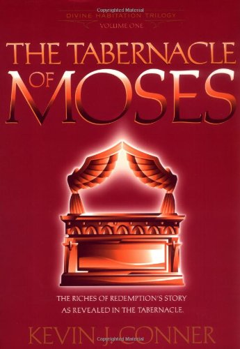 Tabernacle of Moses 1st edition cover