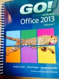 GO! W/MS.OFFICE 2013,VOL.1-W/C N/A edition cover