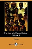 Journal of Negro History -  N/A 9781406573930 Front Cover