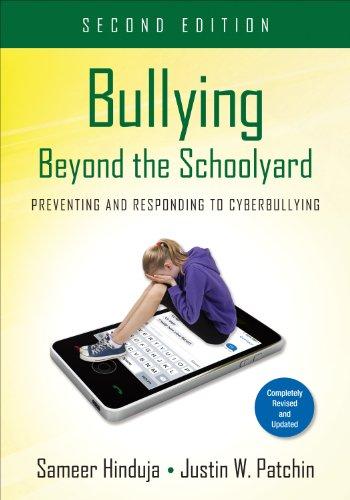 Bullying Beyond the Schoolyard Preventing and Responding to Cyberbullying 2nd 2015 edition cover
