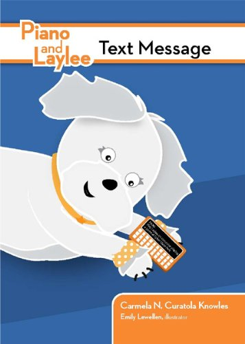 Piano and Laylee Text Message:  2011 edition cover